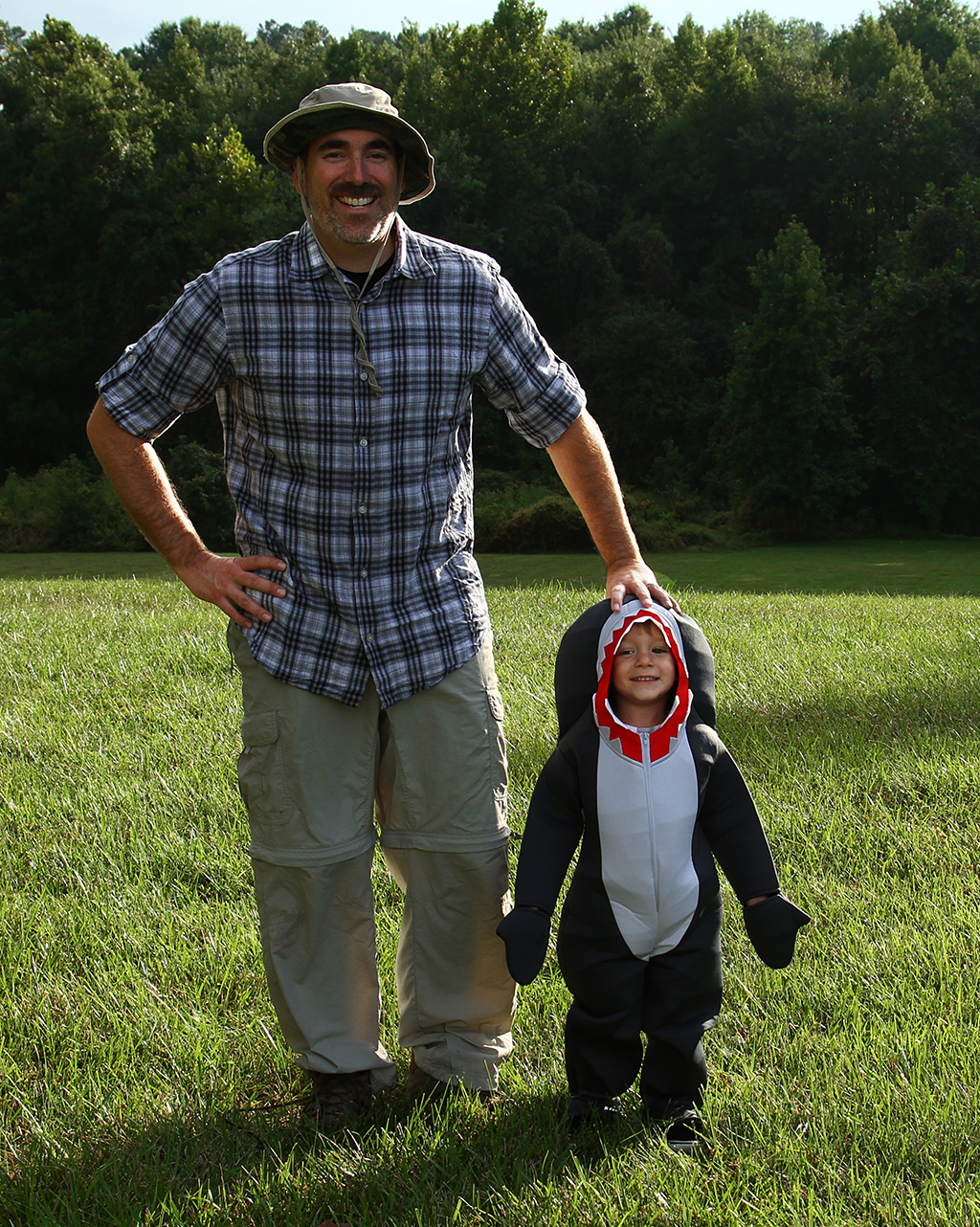 Daddy and Me Costume