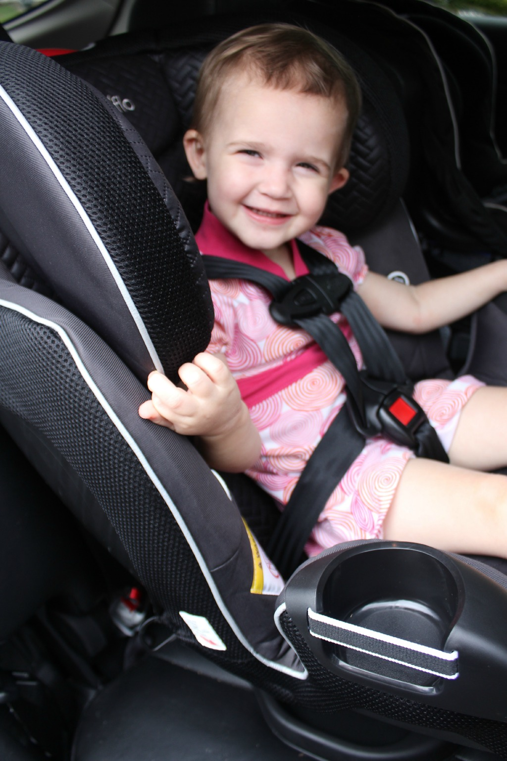 Car Seat Reviews - BonBon Rose Girls