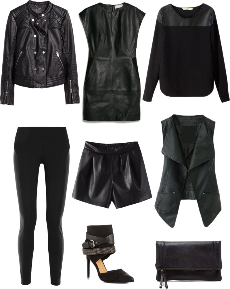 Leather Trends - BonBon Rose Girls