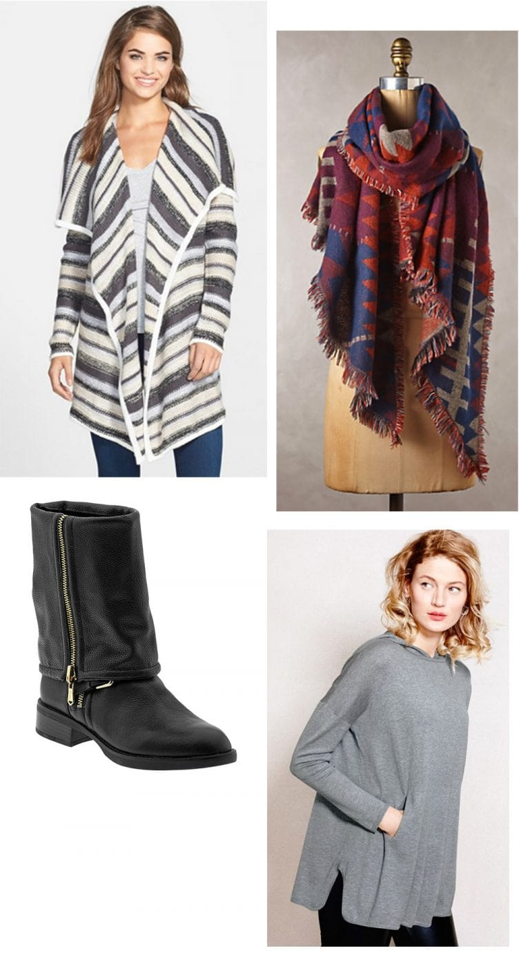Fall Maternity Style, The Final Weeks