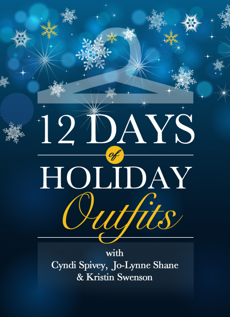 12 Days of Holiday Outfits