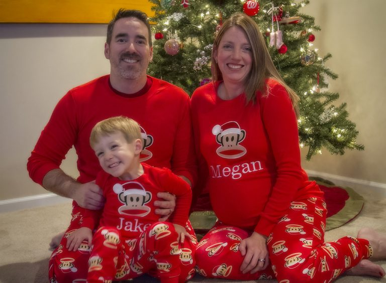 Personalized Christmas Jammies