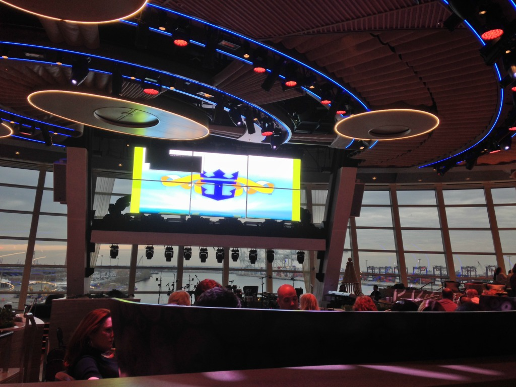 A Royal Caribbean Cruise Ship is an amazing choice for those who like to travel in style, have all your comforts met and eat amazing food!We're giving you the skinny on what to do on a Royal Caribbean cruise ship!