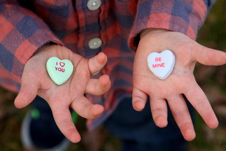 Three Valentine's Day Ideas