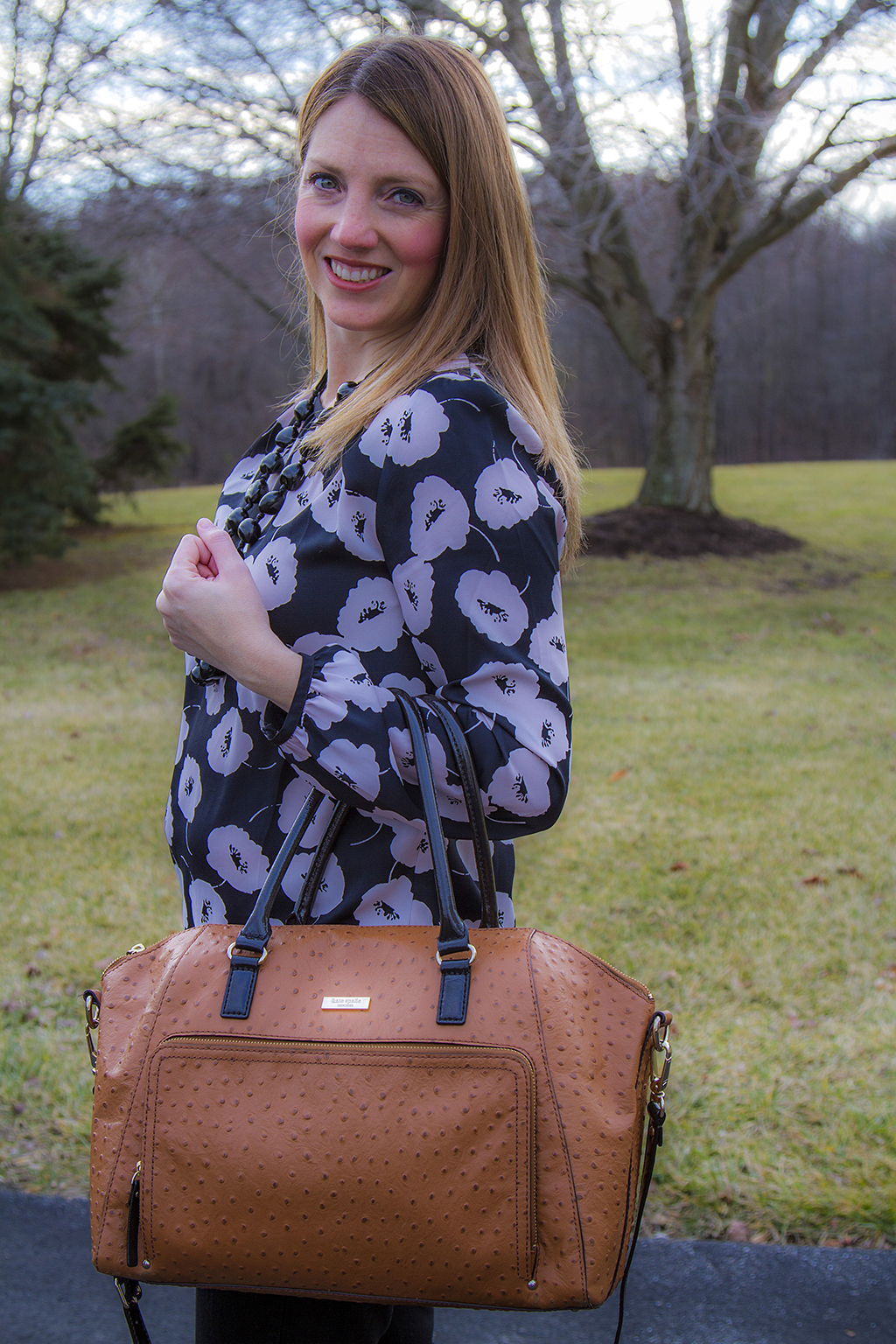Chic Post Baby Look