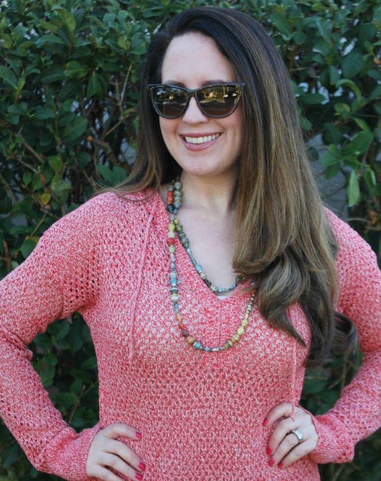 How to Wear a Slouchy Sweater: 1 Piece, 3 Ways