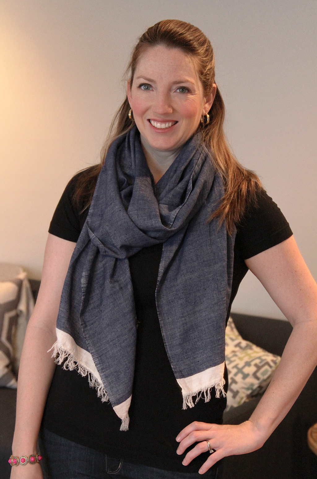 Honest Nursing Scarf