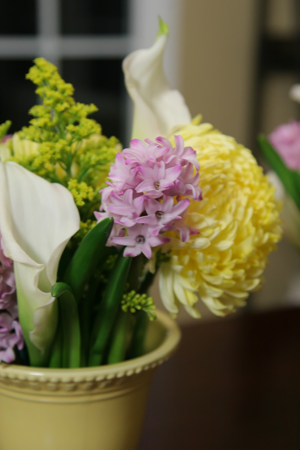 DIY Easter Flowers
