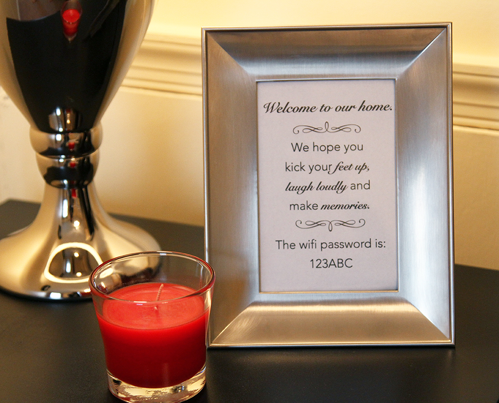 Free Printable Guest Wifi Sign