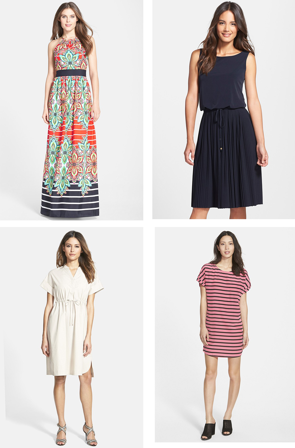 Sale dresses from Nordstrom