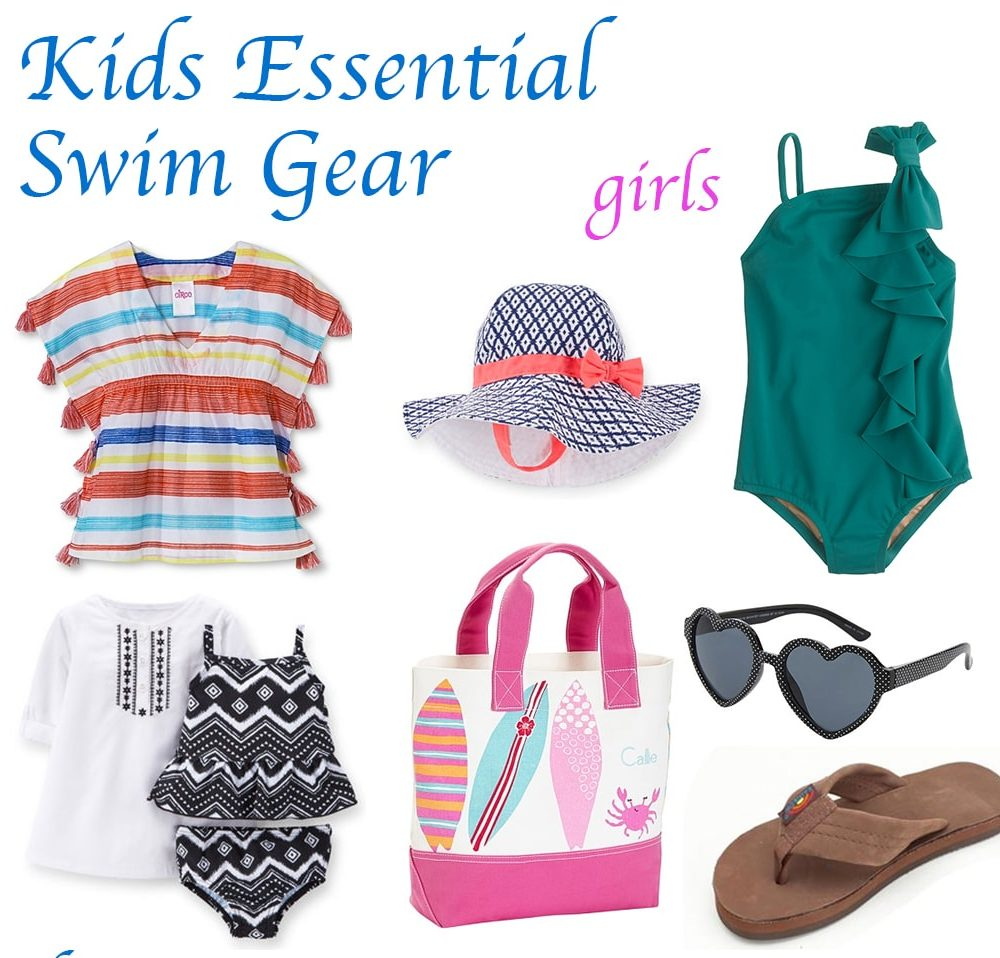 kids swim gear