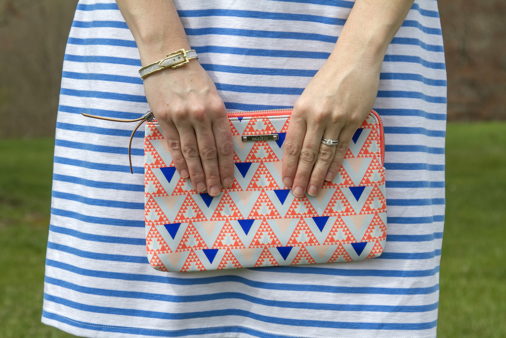 Stella and Dot Clutch