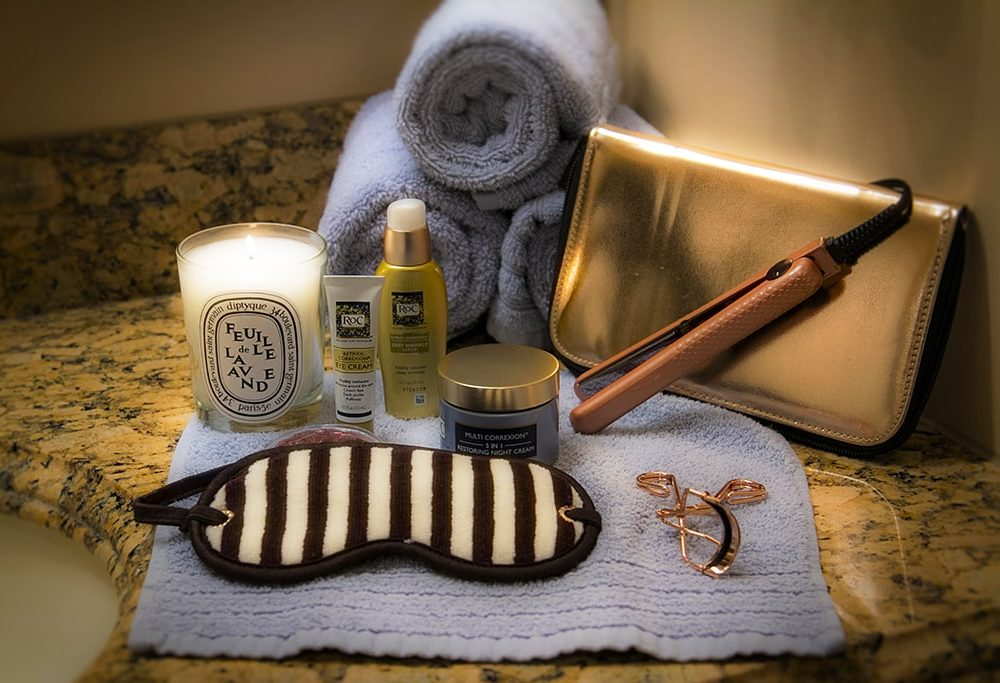 Home Spa with RoC