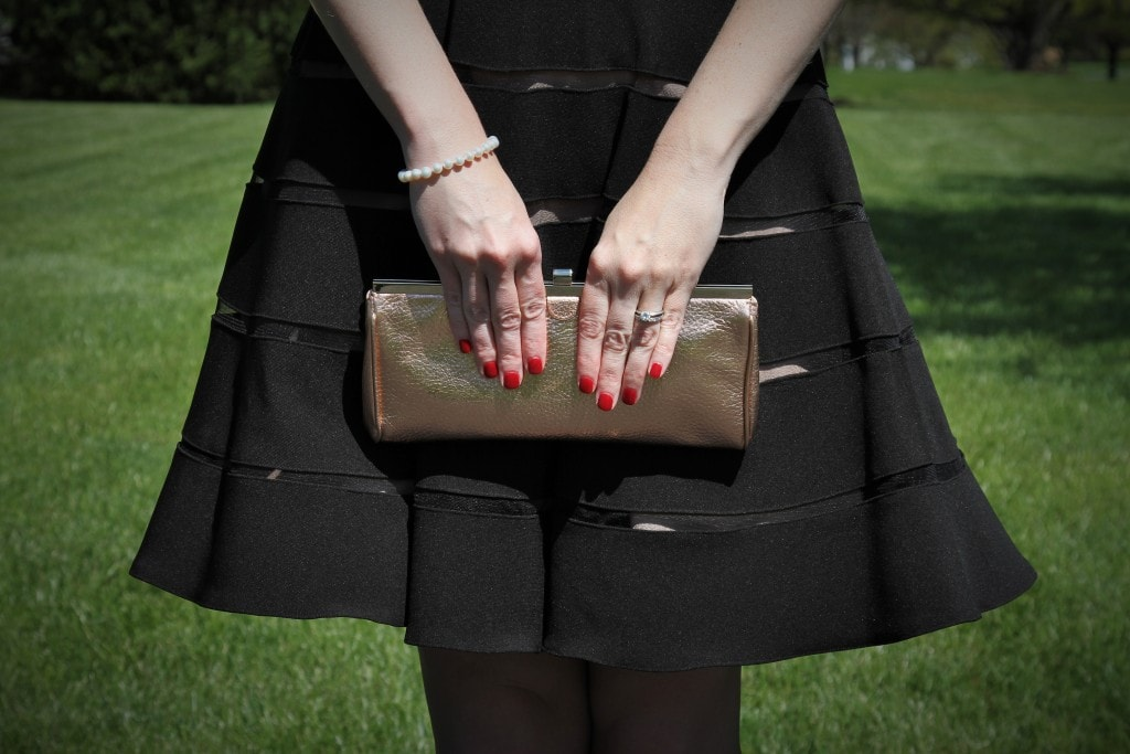 Purse and Pearls