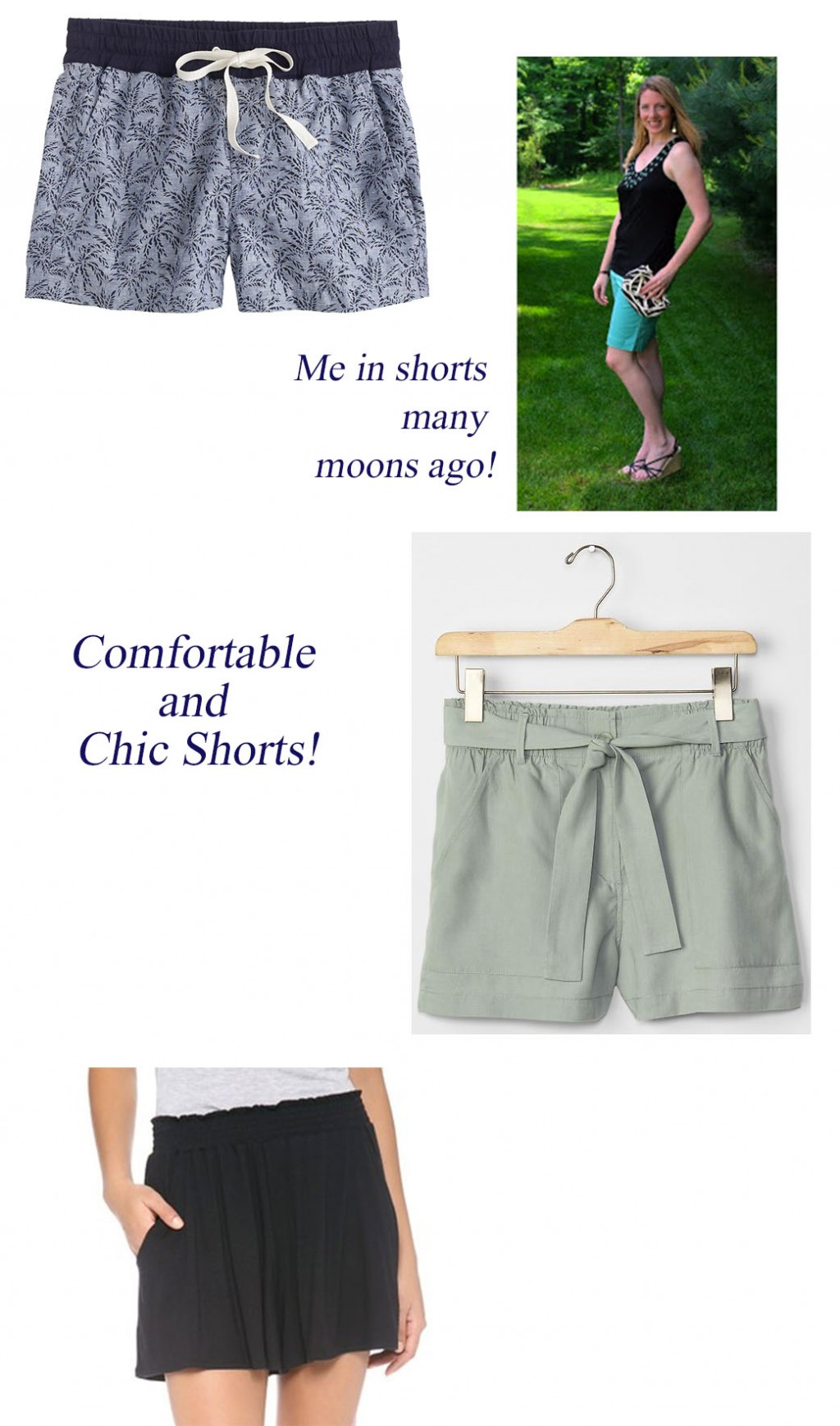 Comfortable and Chic Shorts