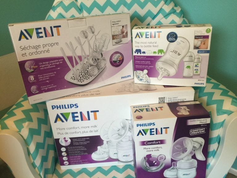 Must Have Baby Products from Philips AVENT