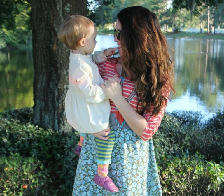 Mommy and Me Styles: Stripes