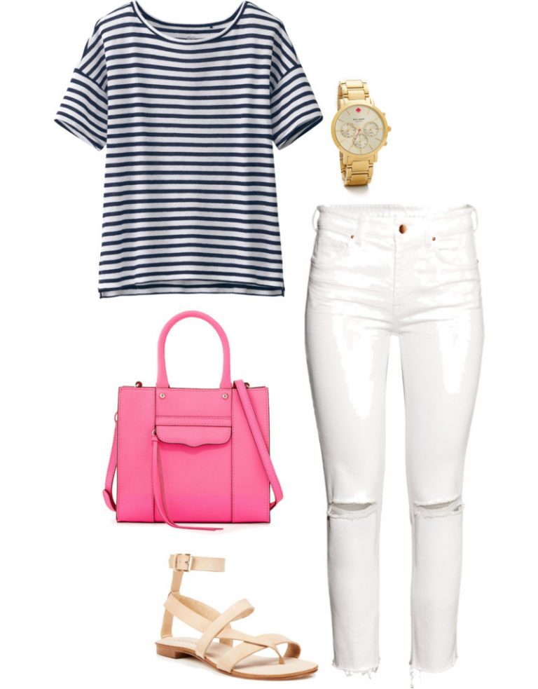 Spring Casual Chic Style