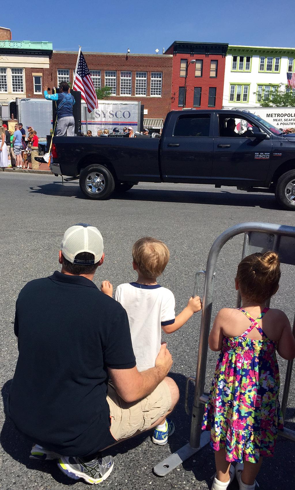 Annapolis Parade