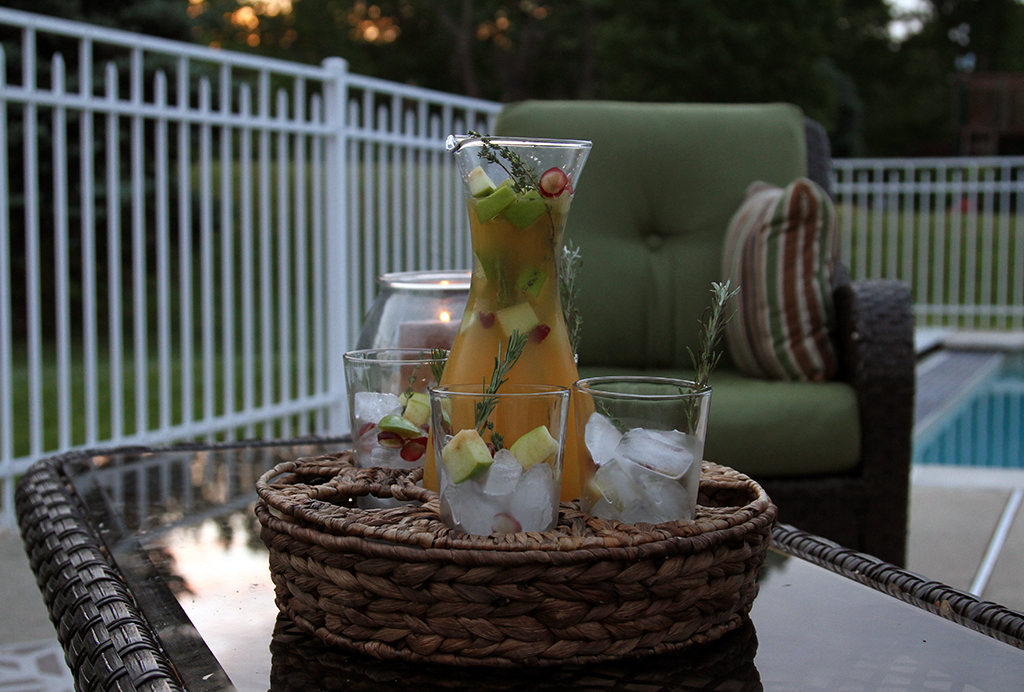 Poolside Sangria Pitcher