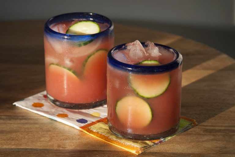 Watermelon Cucumber Margarita and Summer Must Haves