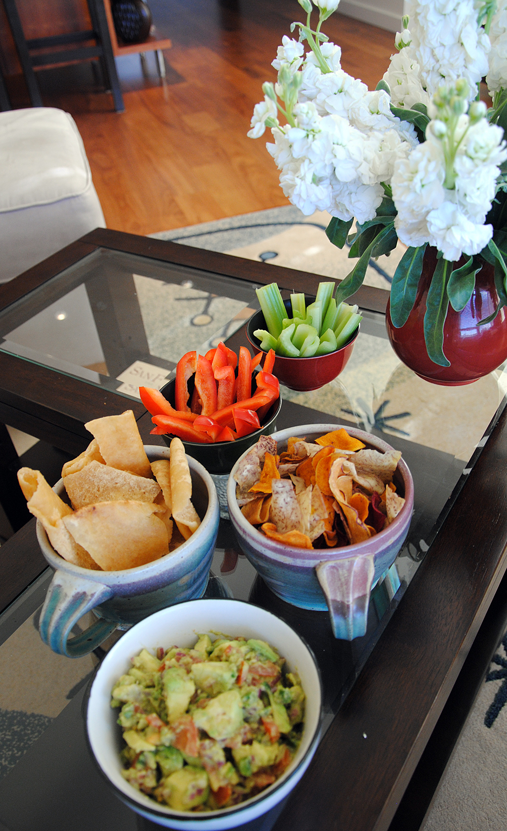 Guacamole Appetizer Spread