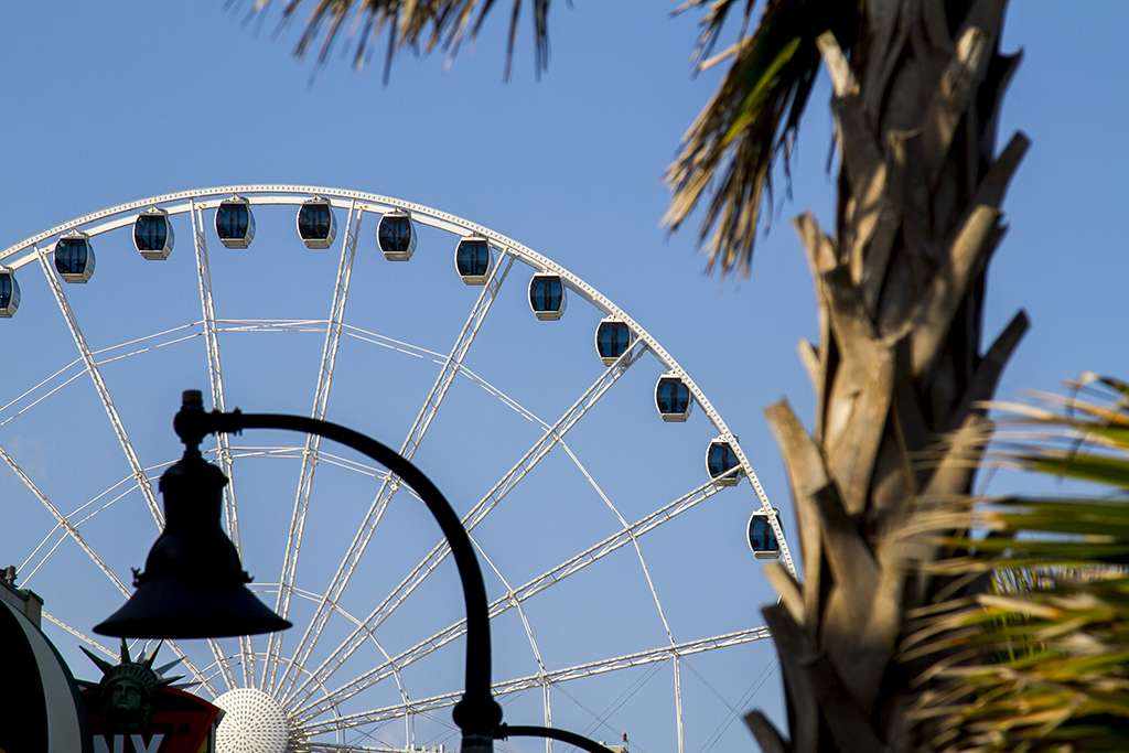 SkyWheel on Boardwalk