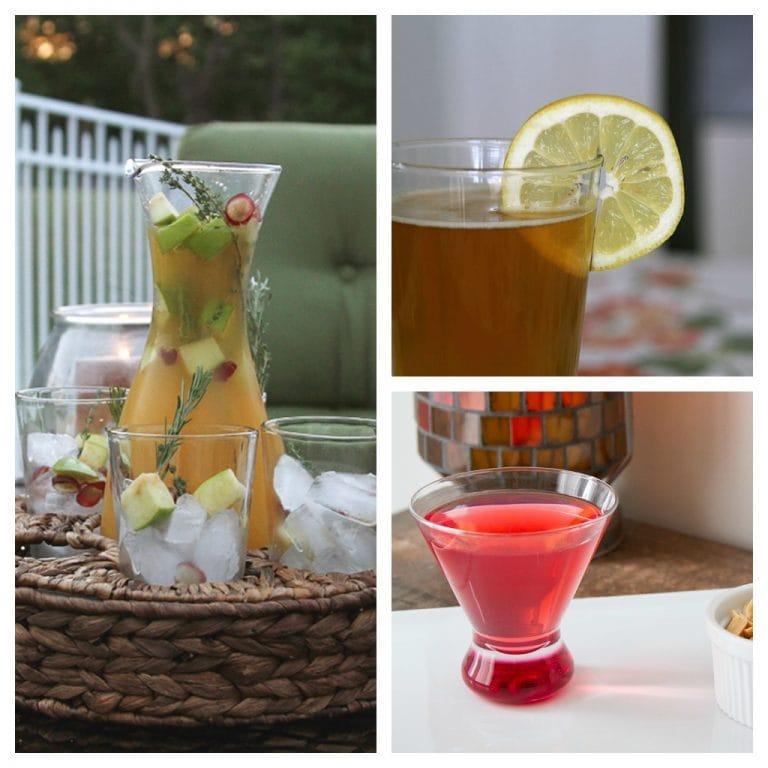 3 Weekend Worthy Cocktails