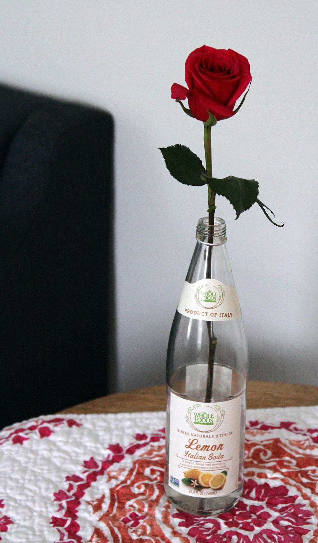 Italian Soda Vase
