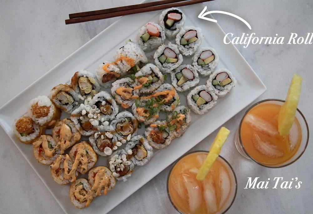 California Dinner