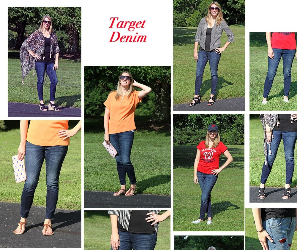 Featured Target Denim