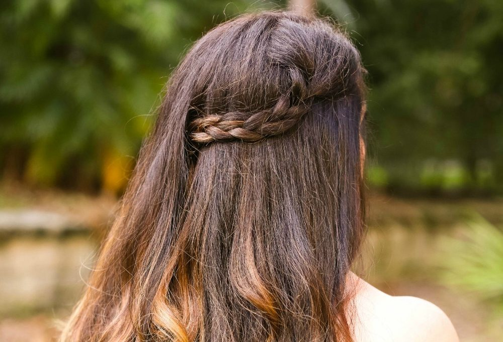 easy summer braid look how-to