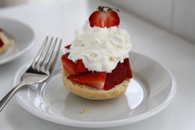 Three Sweet Summer Desserts