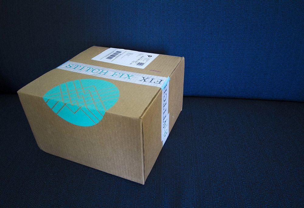 Stich Fix Unboxing