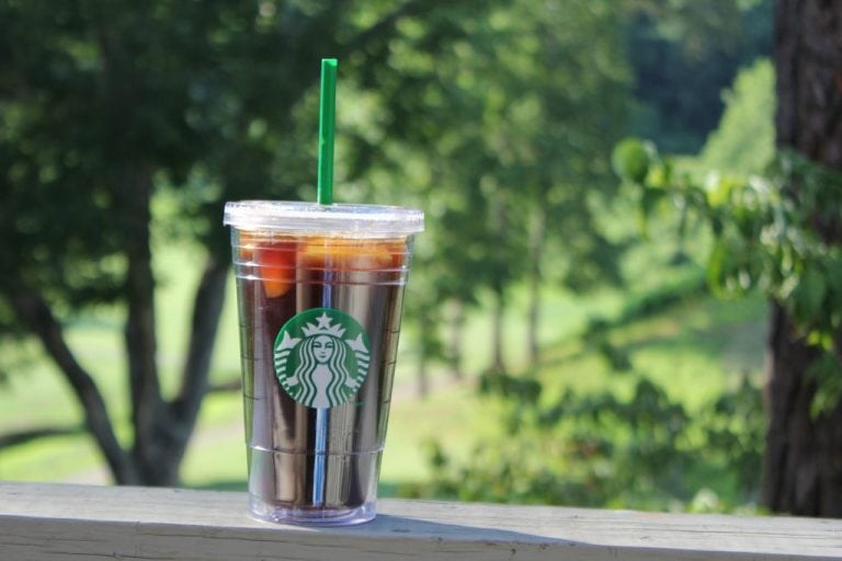 The Easiest Iced Coffee Ever