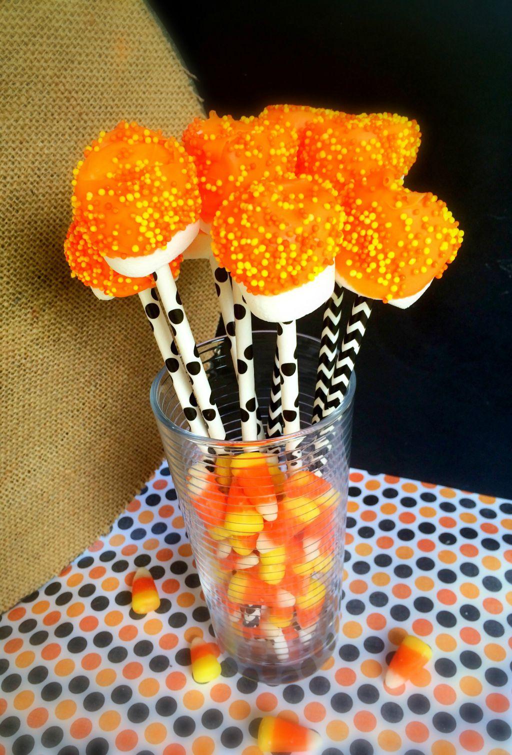 halloweenmarshmallowpops