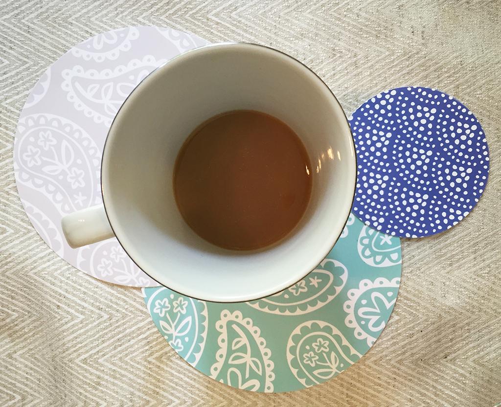 Confetti with Coffee
