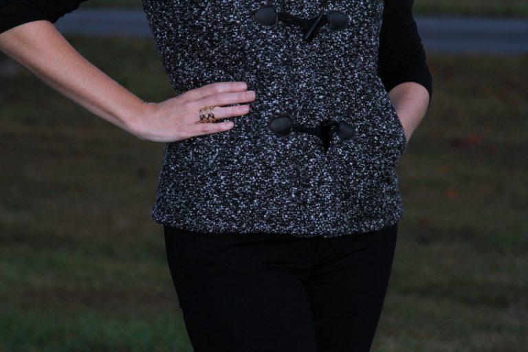 Moms Do Fall Fashion: Fall Vest