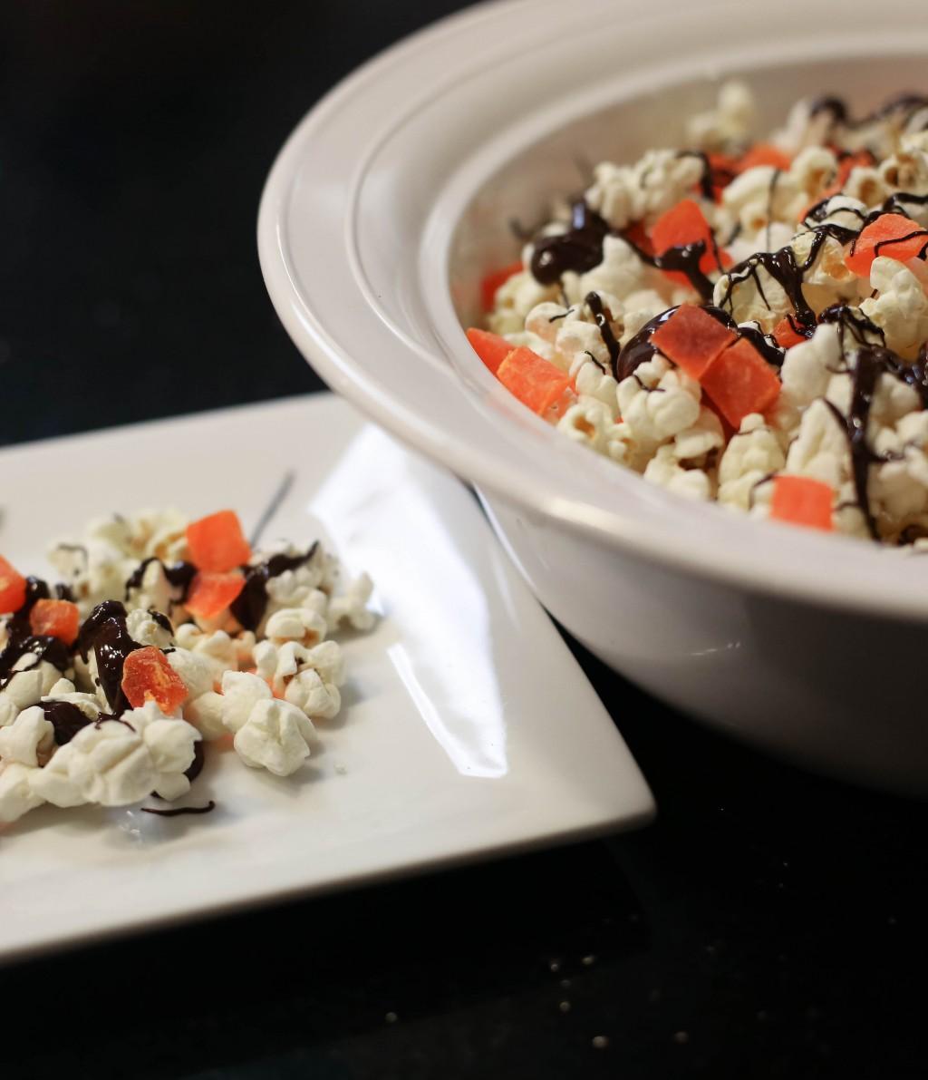 Spooky Popcorn