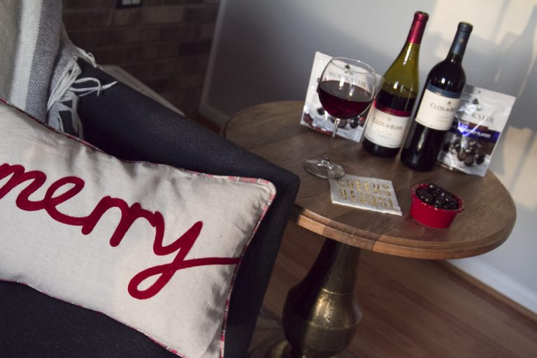 The Perfect Pair, Brookside Chocolate and Wine