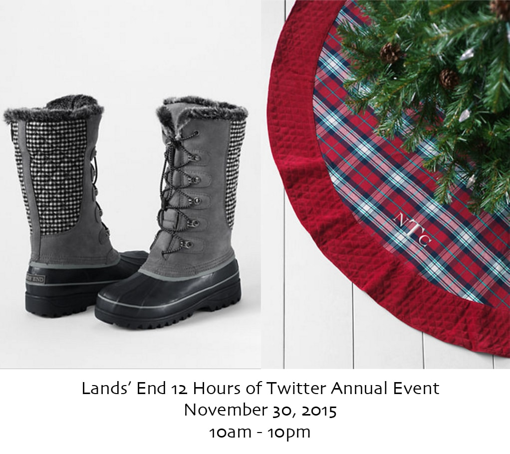 Lands' End Cyber Monday