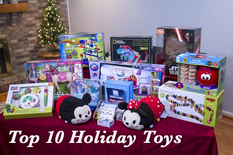 Top 10 Holiday Toys