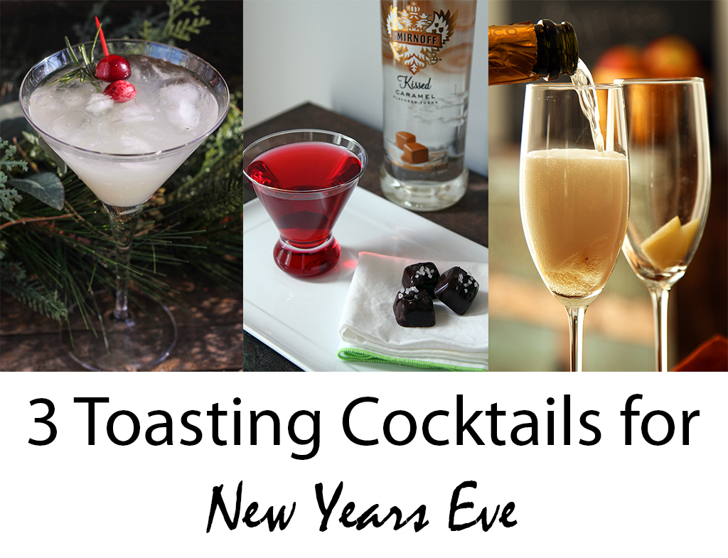 New Years Cocktails