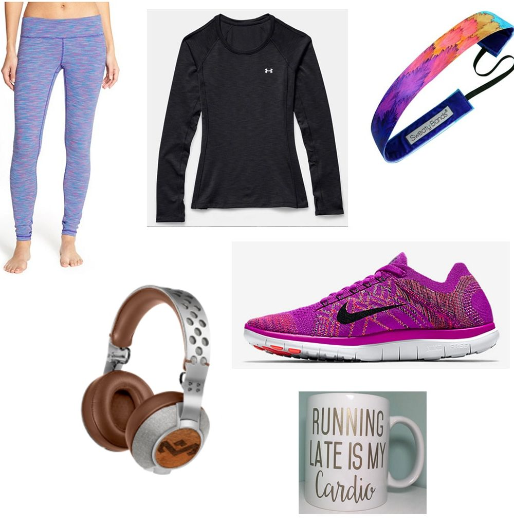 Exercise Gear 2016
