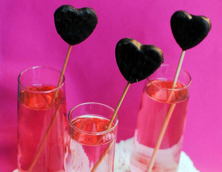 DIY Valentine's Day Stir Sticks