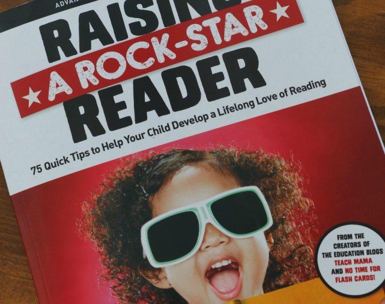Raising a Rockstar Reader and Starbucks Giveaway