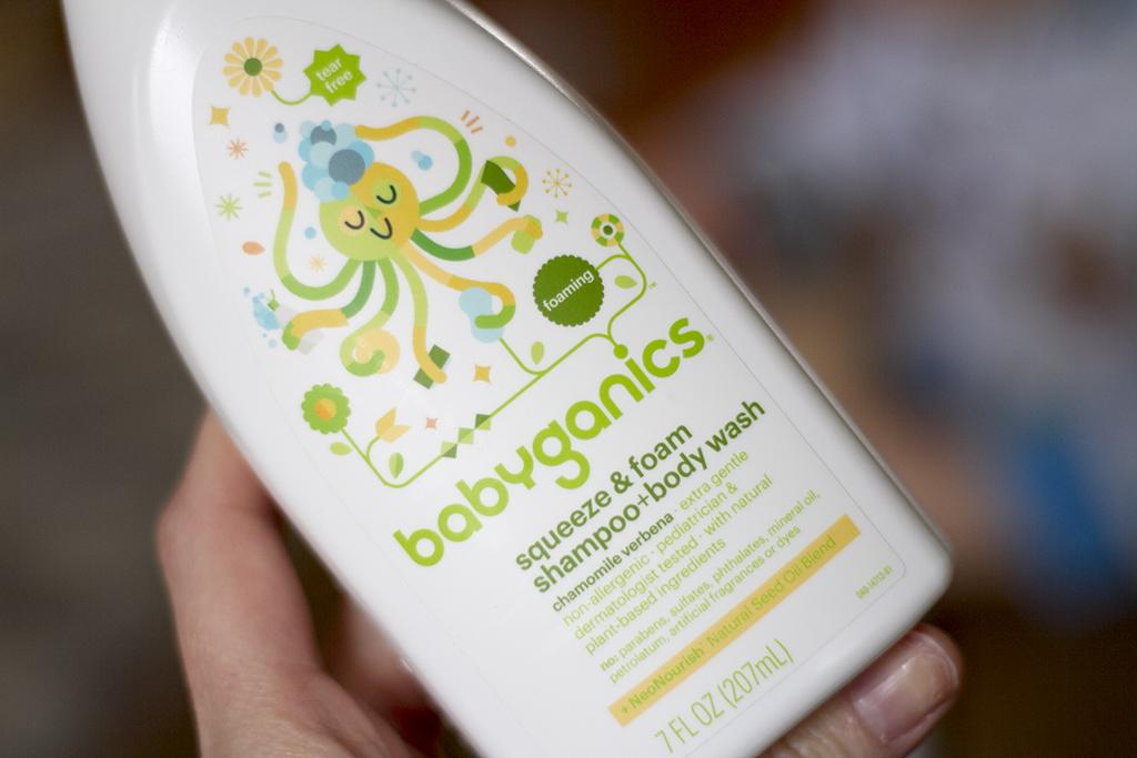 Babyganics Shampoo