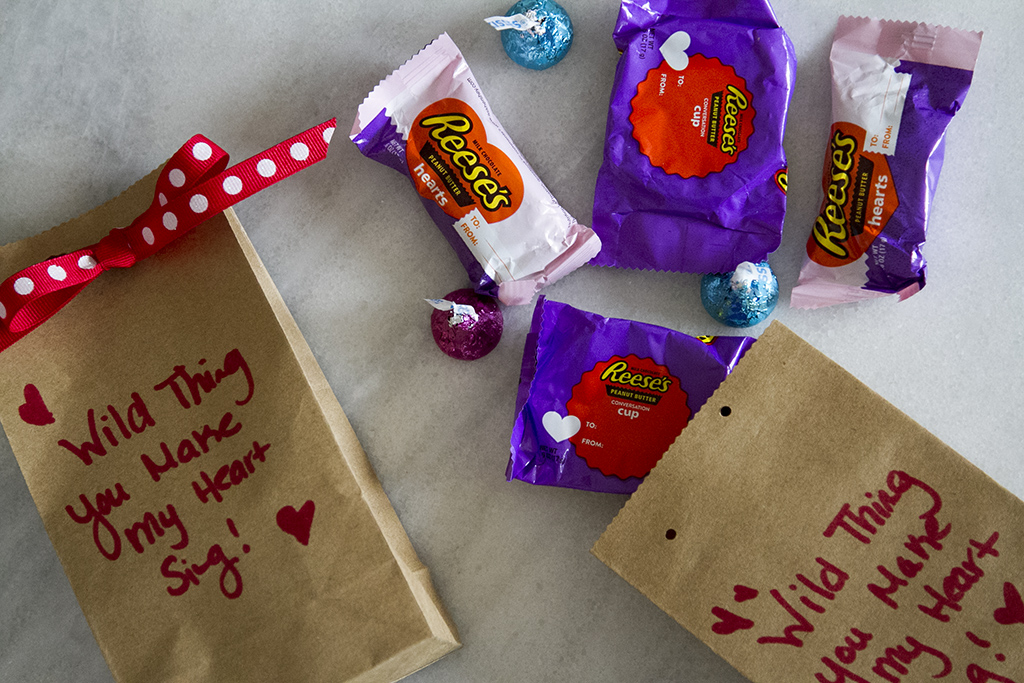 Hershey Valentine Candy