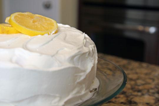 lemon lush cake