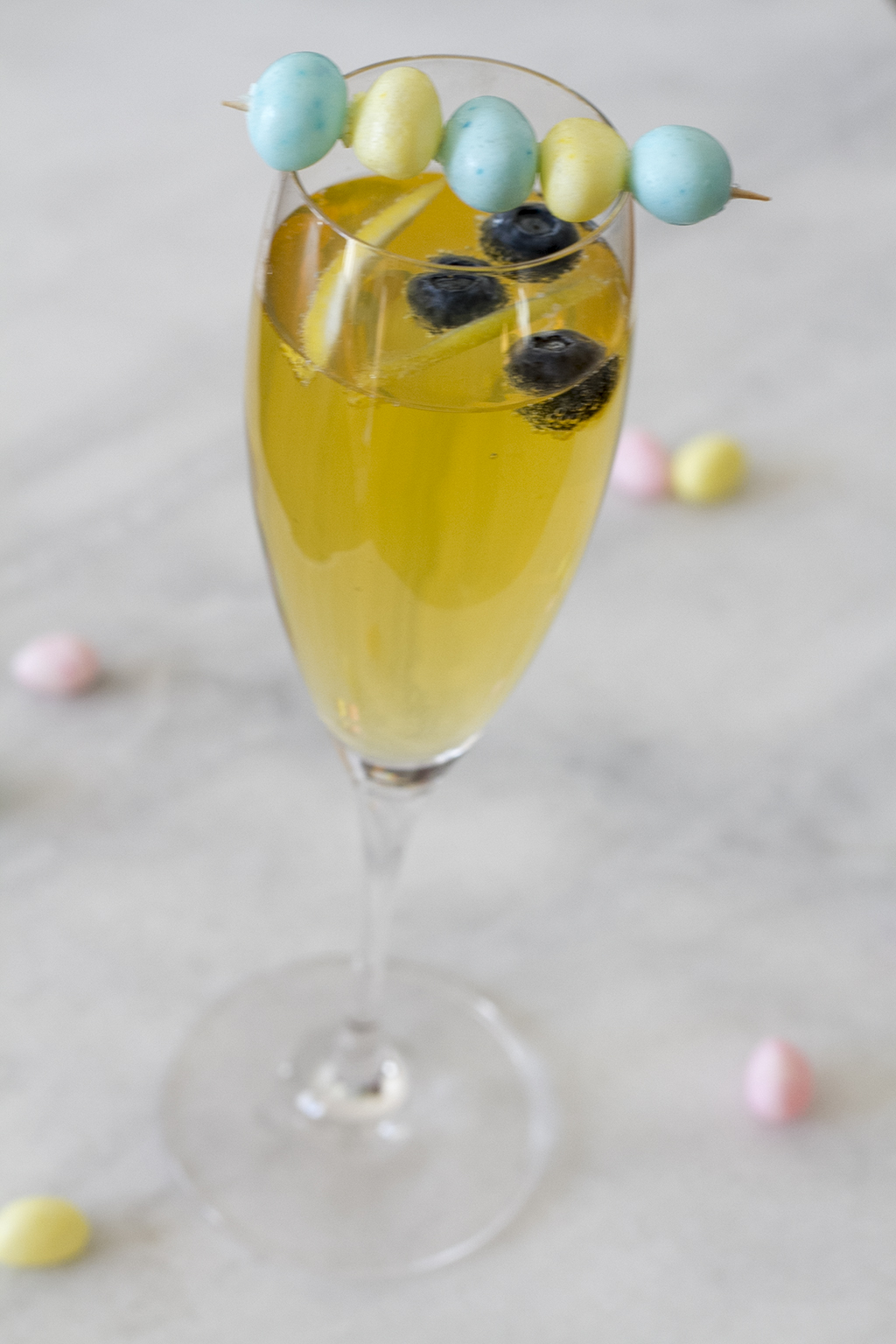 Jelly Bean Brunch Cocktail